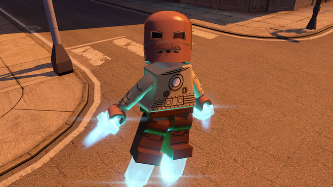 LEGO® MARVEL's Avengers Deluxe Edition Screenshot 9