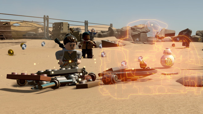 LEGO® STAR WARS™: The Force Awakens - Deluxe Edition Screenshot 3