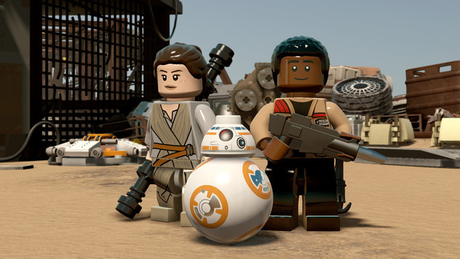 LEGO® STAR WARS™: The Force Awakens - Deluxe Edition Screenshot 5