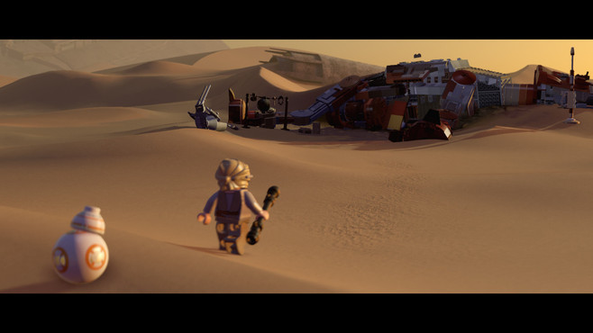 LEGO® STAR WARS™: The Force Awakens - Deluxe Edition Screenshot 8