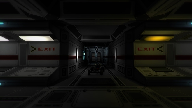 Lemuria: Lost in Space Screenshot 1