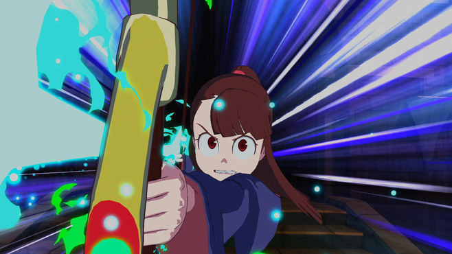 Little Witch Academia: Chamber of Time Screenshot 5