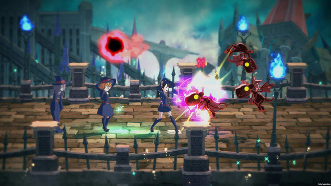 Little Witch Academia: Chamber of Time Screenshot 9