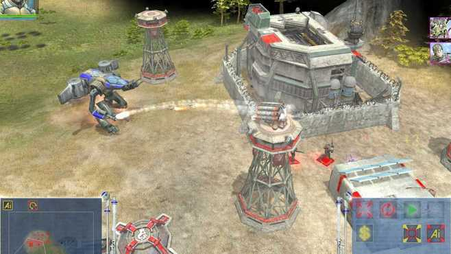 Maelstrom: The Battle for Earth Begins Screenshot 1
