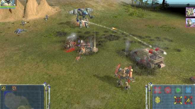 Maelstrom: The Battle for Earth Begins Screenshot 2
