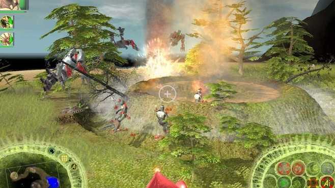 Maelstrom: The Battle for Earth Begins Screenshot 10