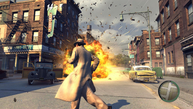 Mafia II: Digital Deluxe Edition Screenshot 3