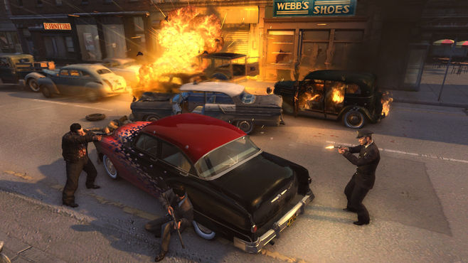Mafia II: Digital Deluxe Edition Screenshot 16