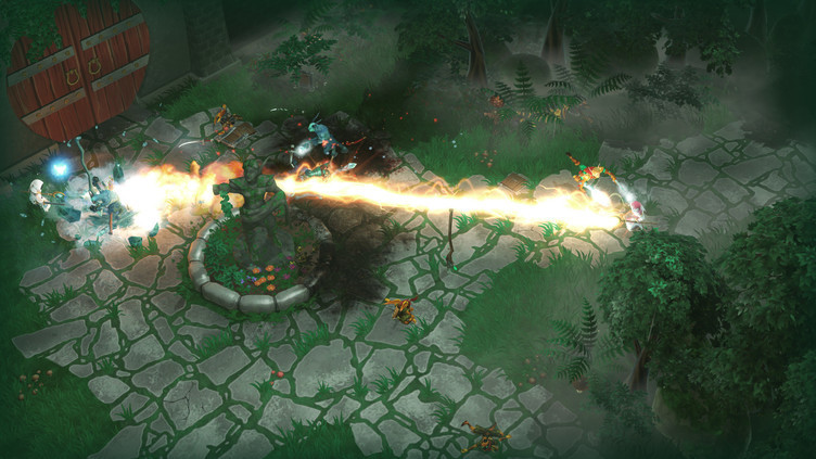 Magicka 2: Gates of Midgård Challenge pack Screenshot 1