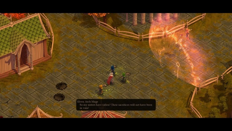 Magicka: The Other Side of the Coin Screenshot 4