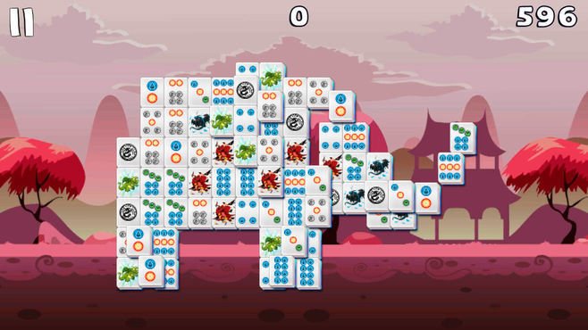 Mahjong Deluxe 3 Screenshot 2