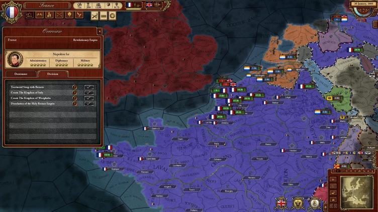 March of the Eagles: French Unit Pack Screenshot 1