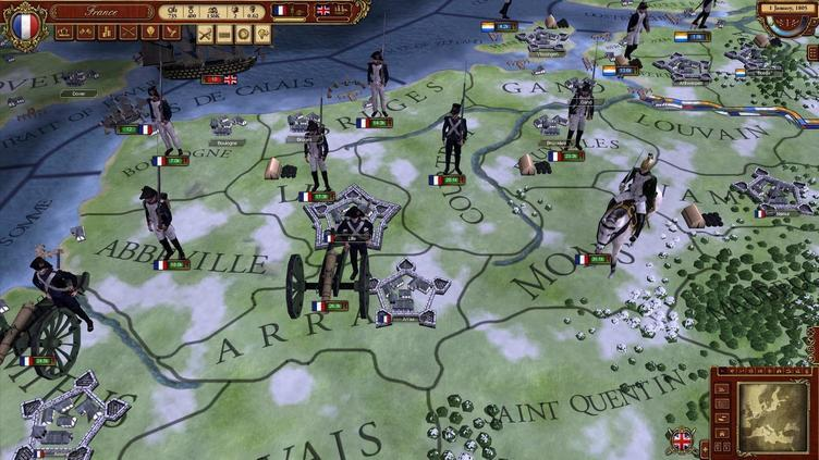 March of the Eagles: French Unit Pack Screenshot 8