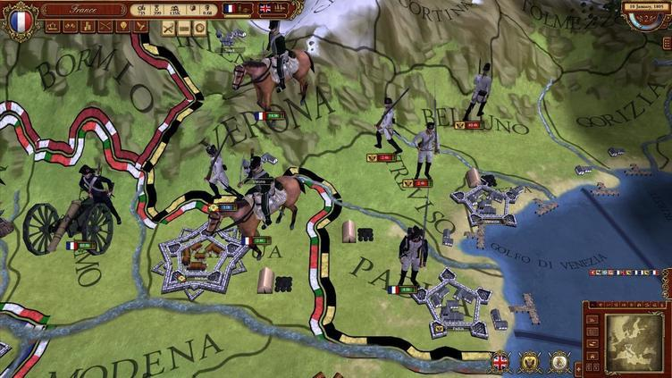 March of the Eagles: French Unit Pack Screenshot 9
