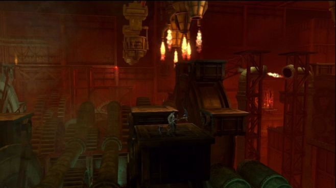Marlow Briggs and the Mask of Death Screenshot 9
