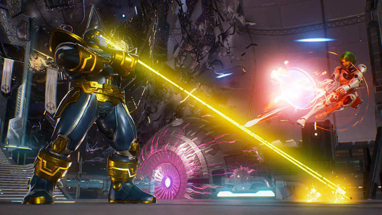 Marvel vs. Capcom: Infinite Screenshot 9