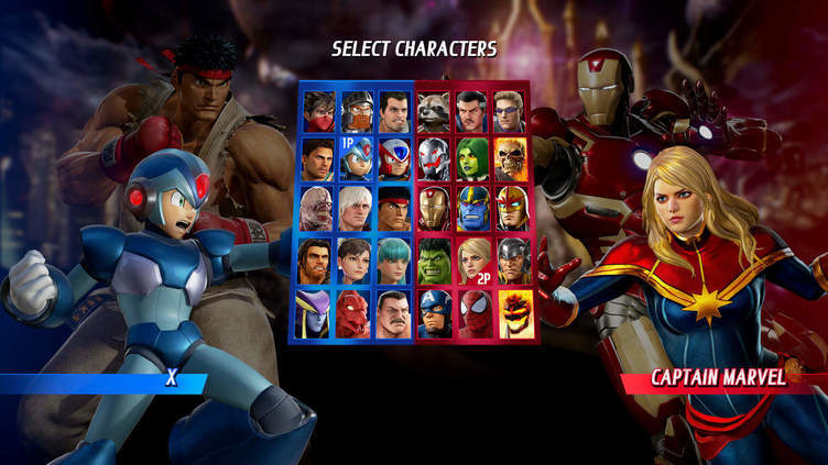 Marvel vs. Capcom: Infinite Screenshot 10