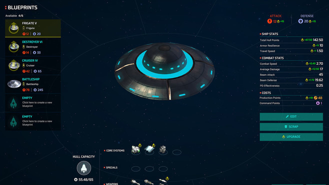 Master of Orion Screenshot 10