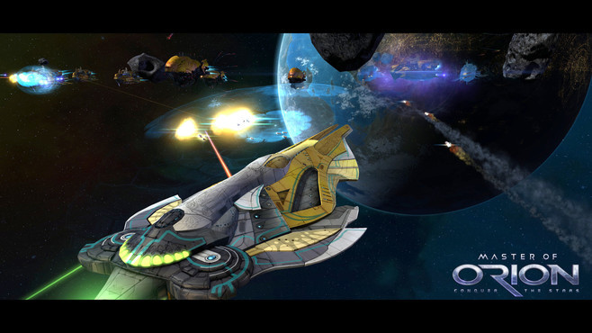 Master of Orion Screenshot 13