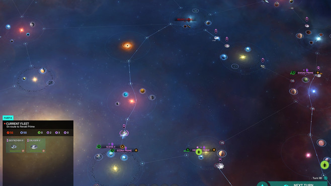 Master of Orion Collector's Edition Screenshot 4