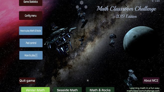 Math Classroom Challenge Screenshot 1