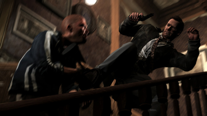 Max Payne 3: Rockstar Pass Screenshot 7