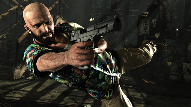Max Payne 3: Rockstar Pass Screenshot 3