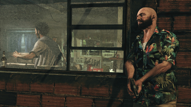 Max Payne 3: Rockstar Pass Screenshot 10