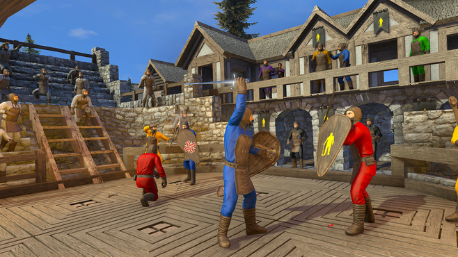 Medieval Engineers Deluxe Edition Screenshot 4