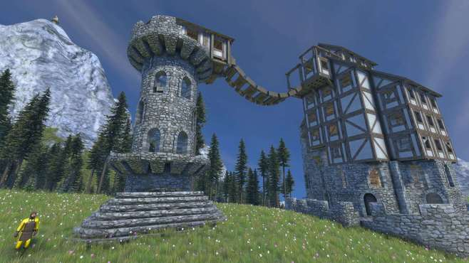 Medieval Engineers Deluxe Edition Screenshot 18