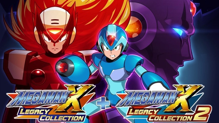 MEGA MAN X LEGACY COLLECTION 1+2 BUNDLE Screenshot 1