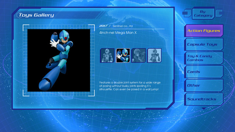 Mega Man X Legacy Collection Screenshot 3