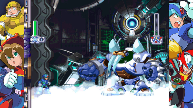 Mega Man X Legacy Collection Screenshot 4