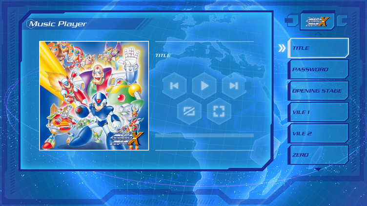Mega Man X Legacy Collection Screenshot 8