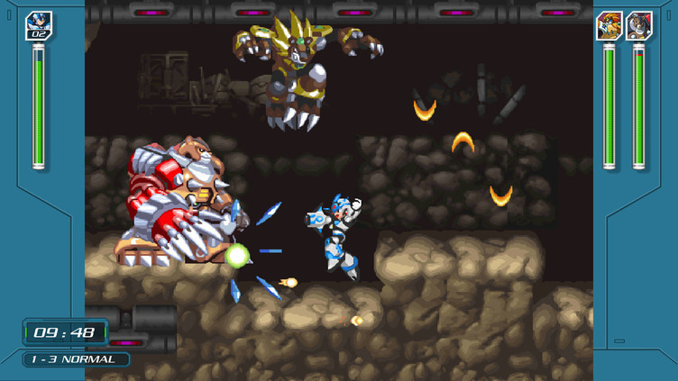 Mega Man X Legacy Collection Screenshot 9