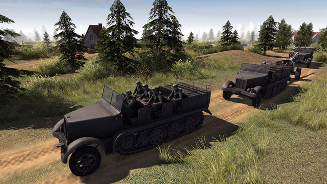 Men of War: Assault Squad 2 - Ostfront Veteranen Screenshot 4
