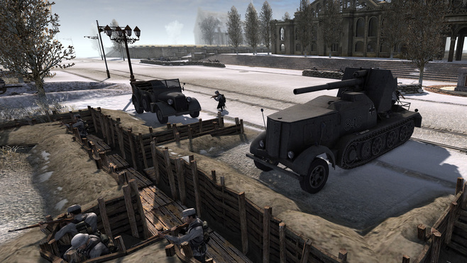 Men of War: Assault Squad 2 - Ostfront Veteranen Screenshot 7