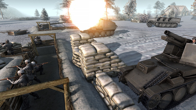 Men of War: Assault Squad 2 - Ostfront Veteranen Screenshot 8