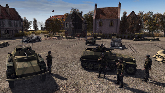 Men of War: Assault Squad 2 - Ostfront Veteranen Screenshot 11