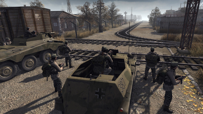 Men of War: Assault Squad 2 - Ostfront Veteranen Screenshot 12
