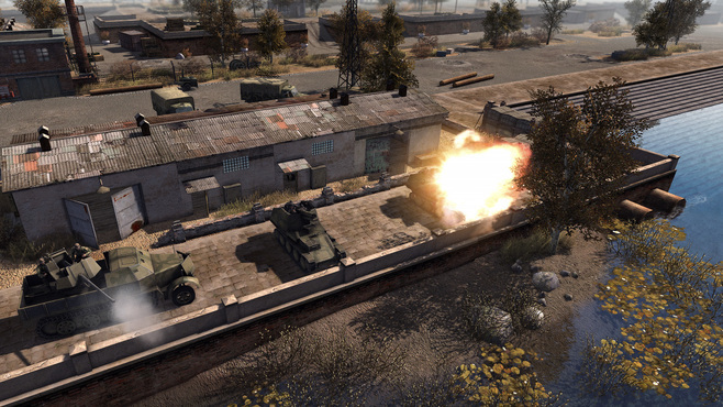 Men of War: Assault Squad 2 - Ostfront Veteranen Screenshot 14