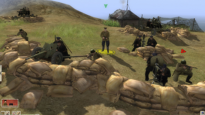 Men of War: Red Tide Screenshot 1
