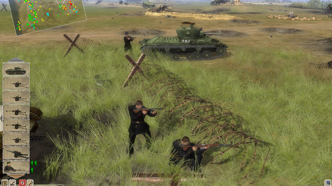 Men of War: Red Tide Screenshot 2