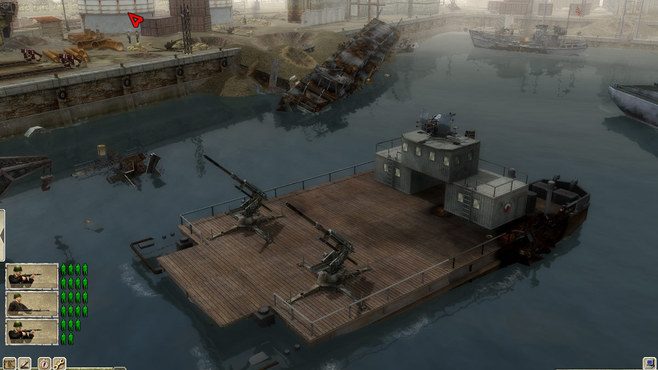 Men of War: Red Tide Screenshot 4