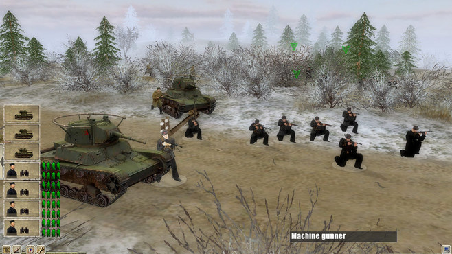 Men of War: Red Tide Screenshot 5
