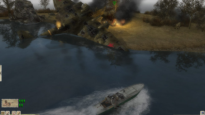 Men of War: Red Tide Screenshot 11