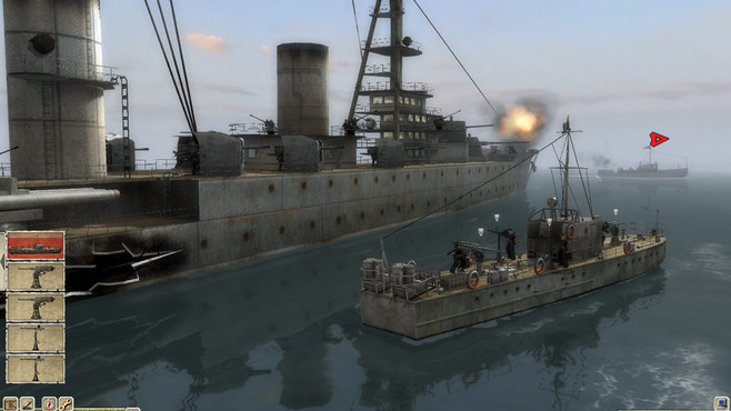 Men of War: Red Tide Screenshot 12