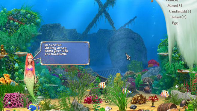 Mermaid Adventures: The Magic Pearl Screenshot 9