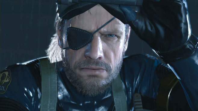 METAL GEAR SOLID V: The Definitive Experience Screenshot 1