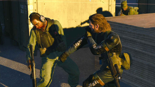 METAL GEAR SOLID V: The Definitive Experience Screenshot 4